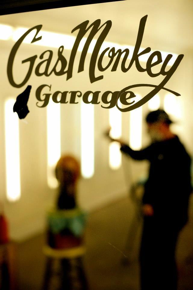 gas monkey garage via kc 39 s paint shop motors etc. Black Bedroom Furniture Sets. Home Design Ideas