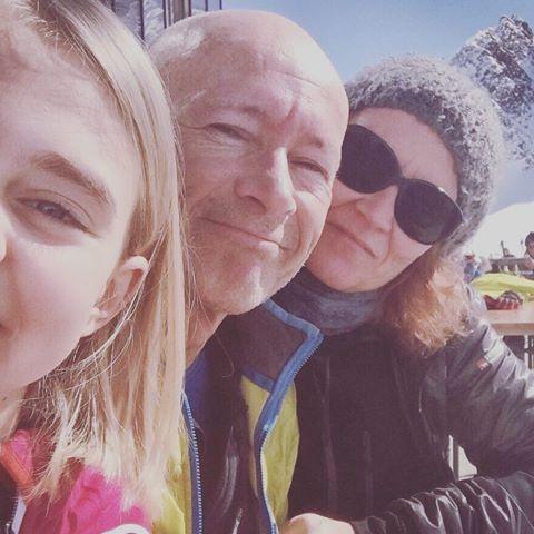 company trip ❄ #companytrip #girsberger #austria #österreich #kaunertal #kaunertalergletscher #avalanchebeacon