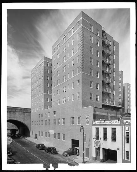Riverside Drive between 159th and 161st Street. Riverside ...