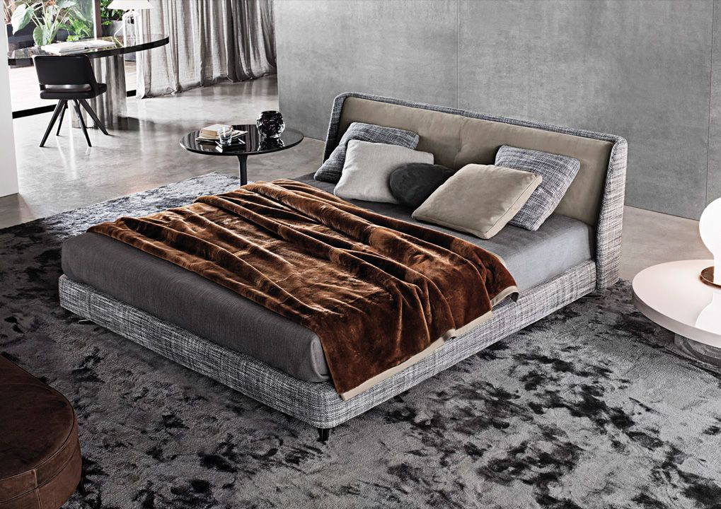 Best Minotti Spencer Bed 7A 02 Ložnice Bed Furniture 640 x 480