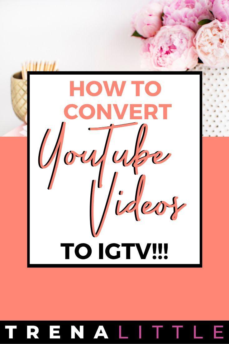 Photo of [FREE TRAINING] Konvertieren Sie YouTube-Videos in IGTV-Episoden Folgen Sie diesem einfachen Prozess!