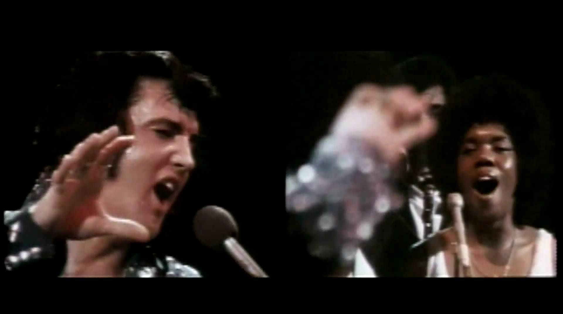 By spring 1972 the overall sound elvis wanted for his