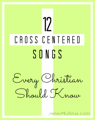 worship songs to prepare our hearts for Easter Easter