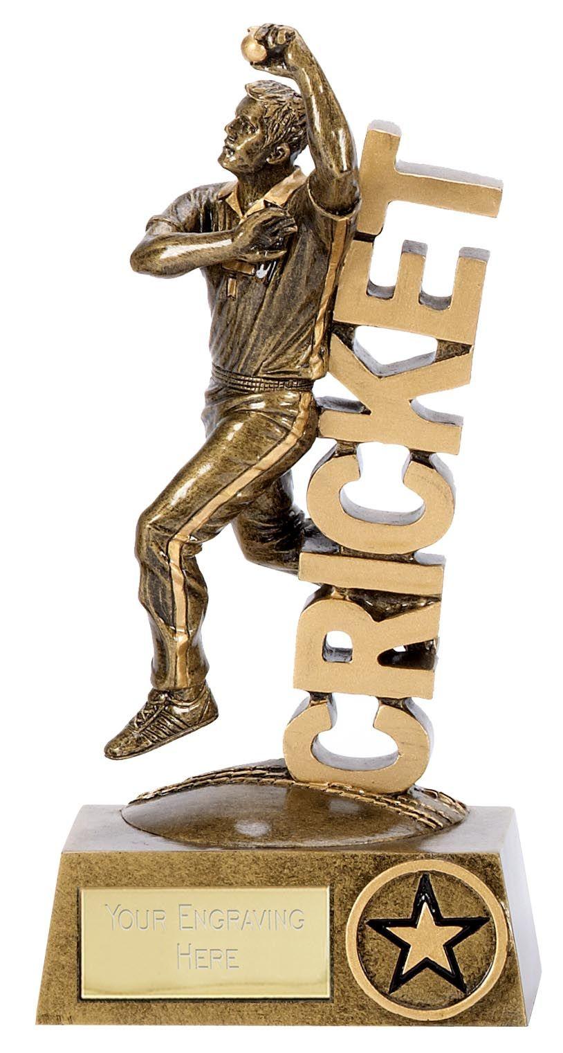 www.lrbtrophies.co.uk Cricket, Bowling trophy, Bowling