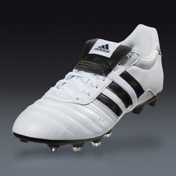 ... adidas gloro fg white core black core black firm ground soccer shoes
