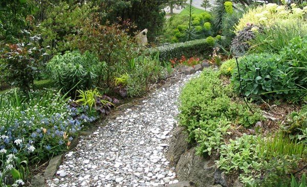kies gartenpfad-anlegen ideen gartengestaltung | gartenwege, Garten und erstellen