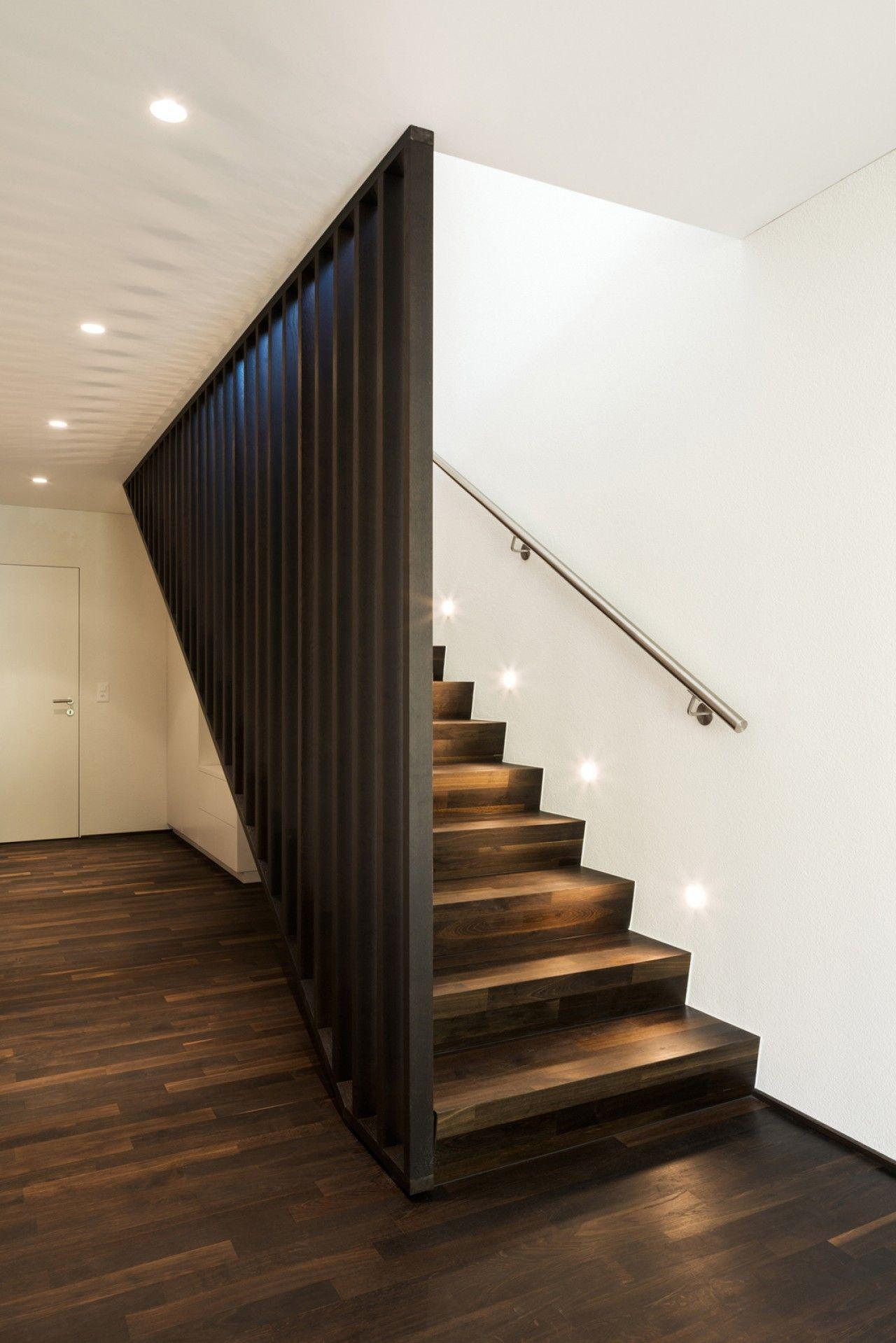innenraum treppe
