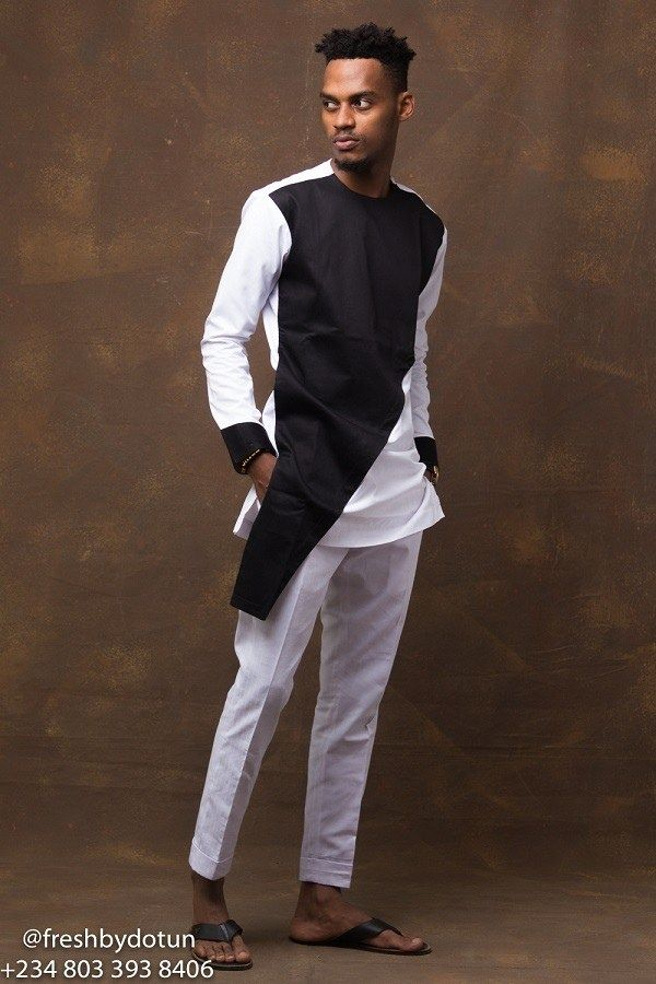Favoloso African Clothing for Men Traditional African Print Clothing  YR59