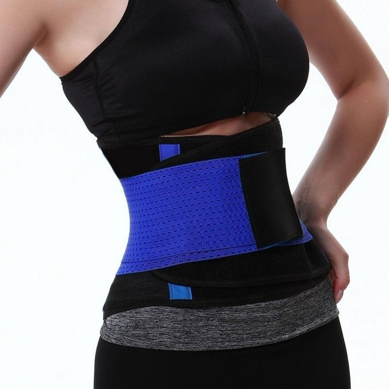 8e1b23a99a 5 Style Women Thermo Sweat Hot Neoprene Body Shaper Slimming Waist Trainer  Cincher slimming modeling strap Belt Slimming Corset