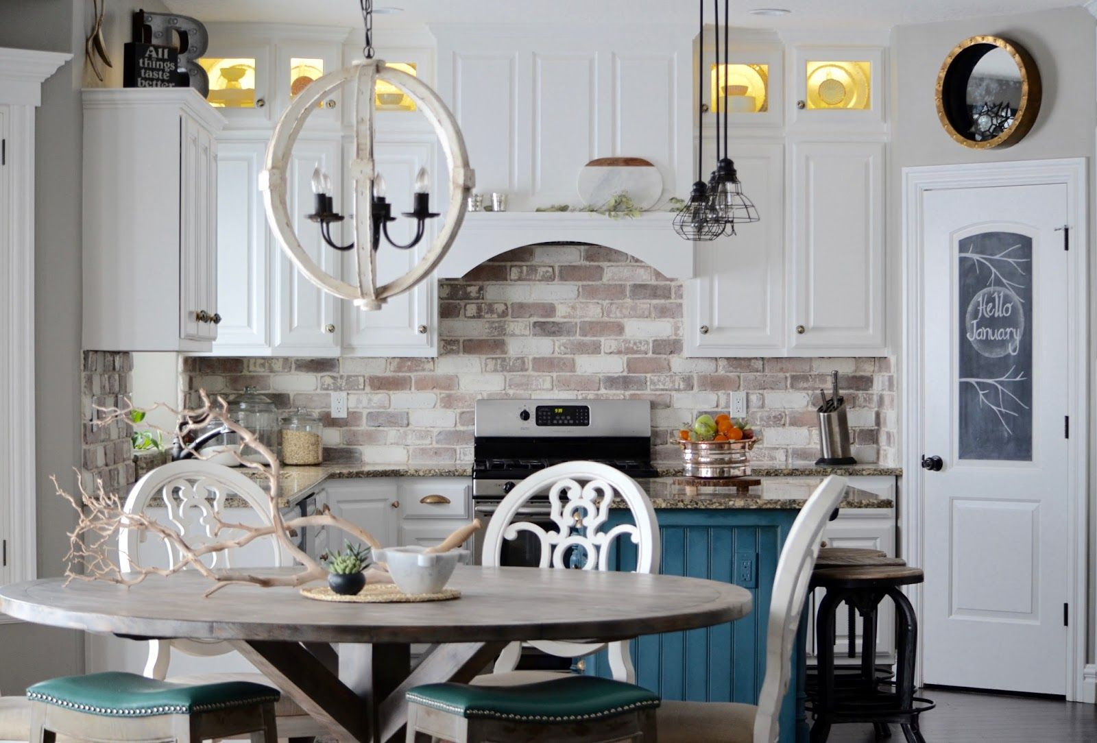 how to paint your kitchen like the pro s kitchen kitchen rh pinterest com