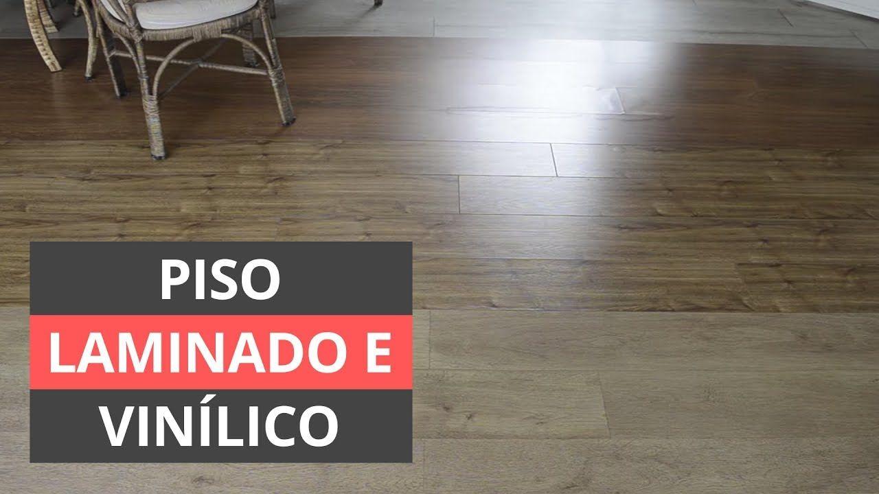 Piso Laminado e Vinílico. Qual diferença  Tire suas dúvidas sobre piso  laminado e vinílico. Saiba como funciona a instalação de piso laminado e  vinílico e ... a5701be530