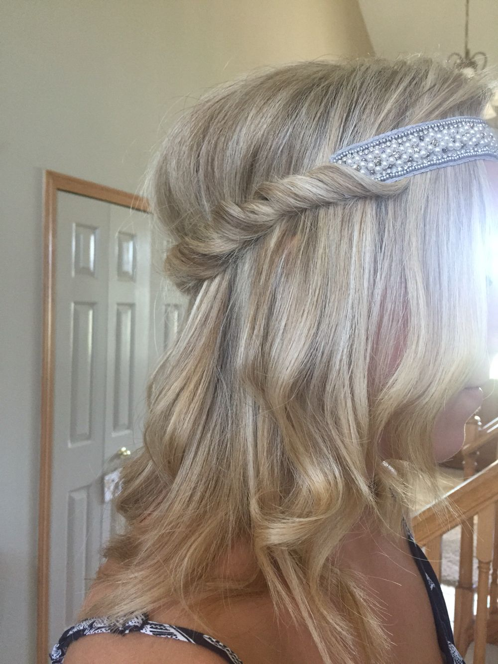 country concert hairstyle | hair & beauty | concert