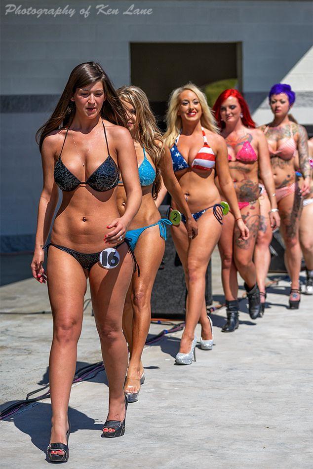 Guess Who Didn't Win The Bikini Contest