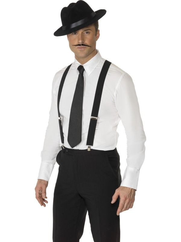 Gangster guy. Hollywood Theme Party Outfit ef91cd3e8ca
