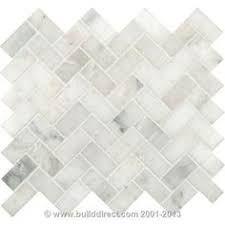Image Result For Hair And Bone Pattern White Wood Arabeo Marble Backsplash Tile Mosaic