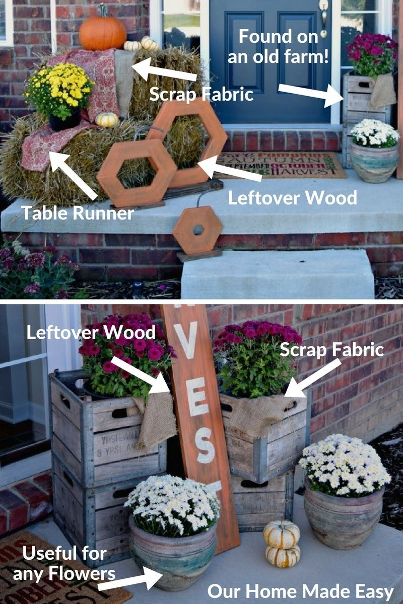 ❱❱ 39+ Cozy Front Porch Stairs Decor To Create Unique Home #fallfrontporchdecor Front Porch Stairs Decor The final part of the deck build is the stairs Building stairs takes some math and a little know-how Follow these steps for a safe set of wood deck stairs | homeinteriorcorner.com brick front porch | front porch  lighting | front porch  steps | front porch  columns | front porch  posts #stairs #frontporch #fallfrontporchdecor