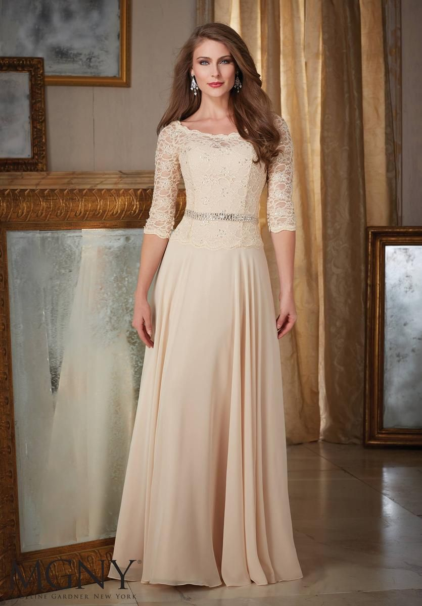 Designer social occasion and guest of dresses mgny