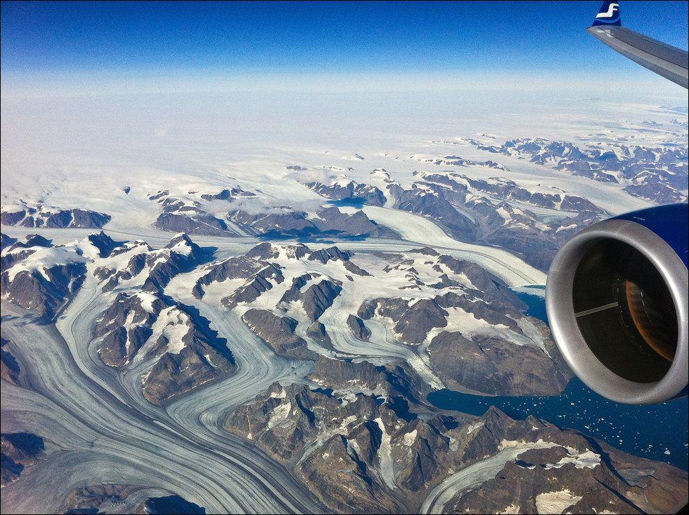 Разным странам, картинки вид с самолета на землю