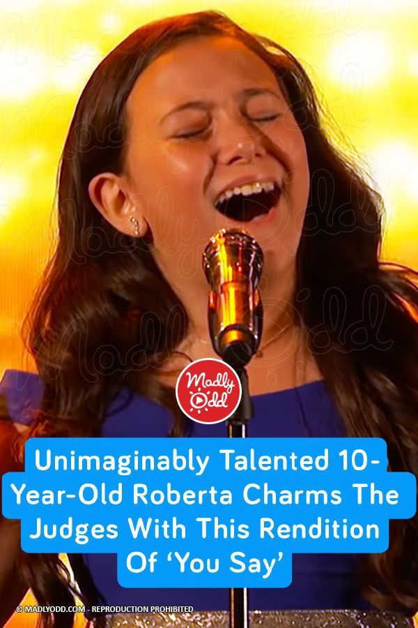 Roberta's performance had everything that you need to win 'AGT.' She is adorable, but beyond that, she brings a powerhouse vocal performance. How she commands the stage the way she does at 10-years-old, is a feat just by itself. #AGT #RobertaBattaglia #LaurenDaigle