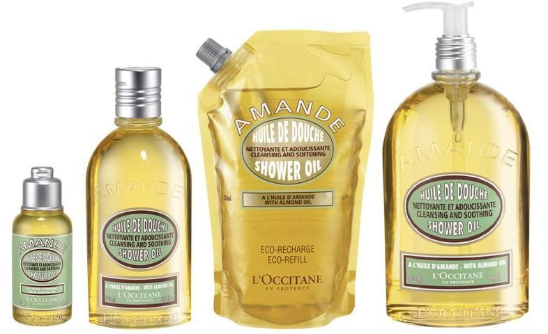 some smart invention!! use it as massage oil, n shower it away! It smells fabulously almond-ish!!