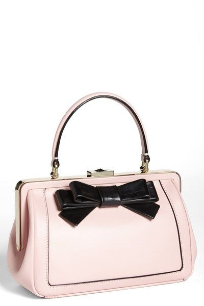 946dd6d4a891 Kate Spade Pink Cricket Street Small Emilia Satchel | Buy them in ...