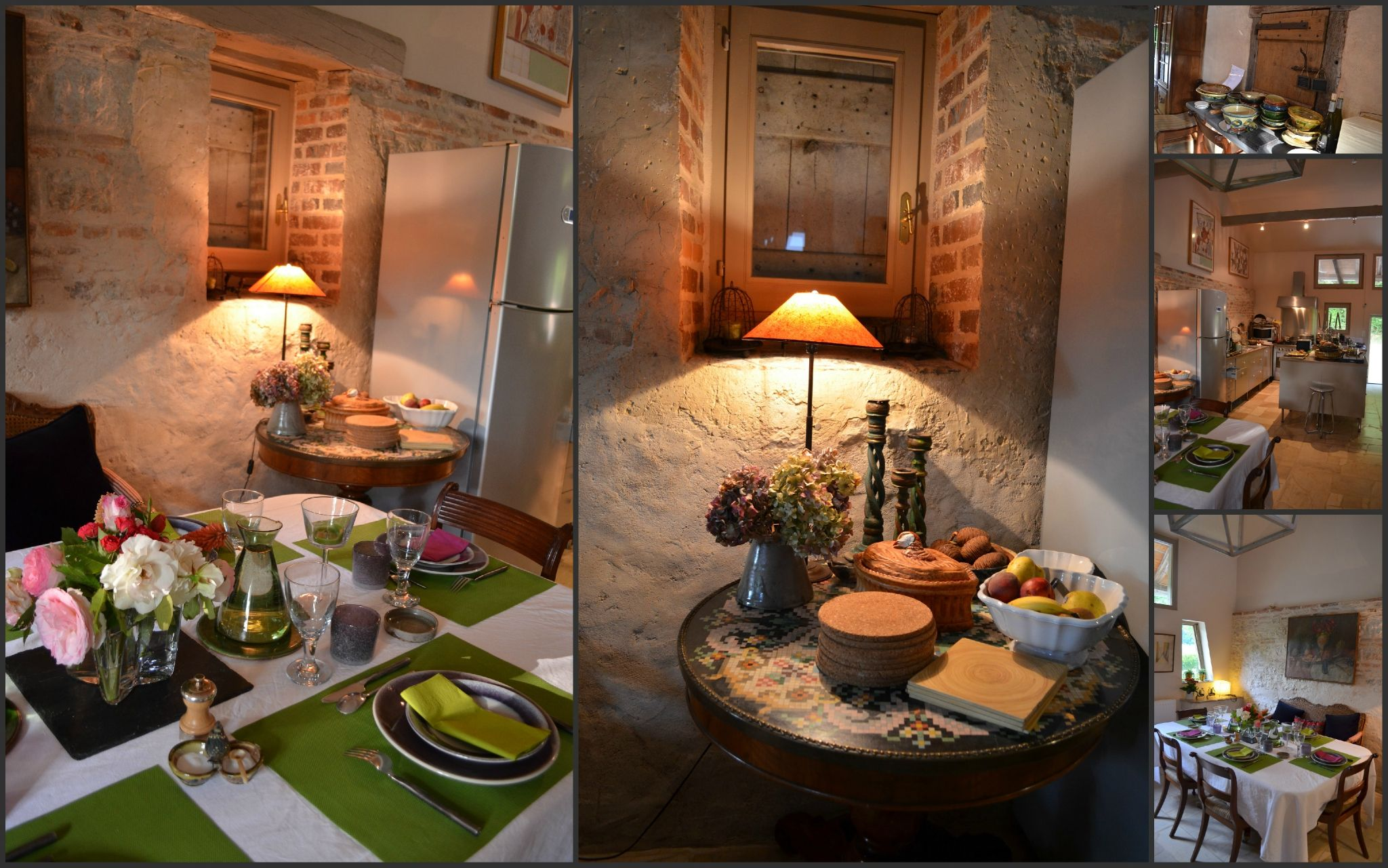 Chambres d h´tes en Bourgogne LA FERME DE MARIE EUGéNIE