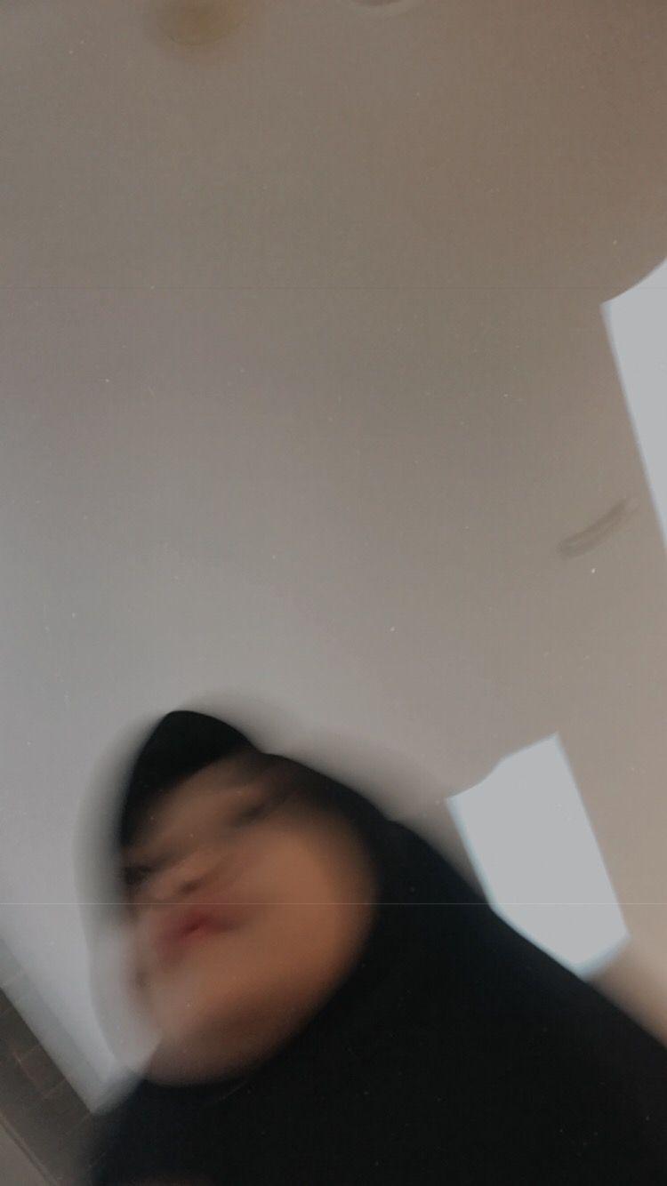 Galaxy Wallpaper Aesthetic Girl Hijab Blur Novocom Top