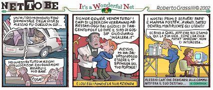 """10 giorni di AUGURI! Net To Be versione """"La Vita è Meravigliosa"""", quarta puntata (dic.2002, """"restauro"""" dic.2014)"""