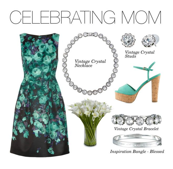 Stella & Dot - Celebrating Mom #MothersDay #Stelladot #StelladotStyle #WomensFashion Polyvore