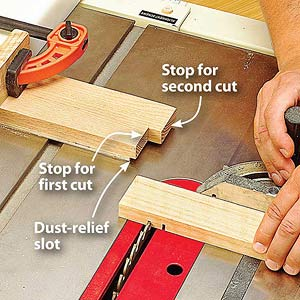If you think of your tablesaw as a machine for simply ripping or crosscutting, you're selling it short. To give you a fresh perspective, we mined the minds of the WOOD® magazine shop guys and unearthed their favorite time- and work-saving tablesaw tips. Here's a mother lode of helpful hints you can put to work in your shop today.
