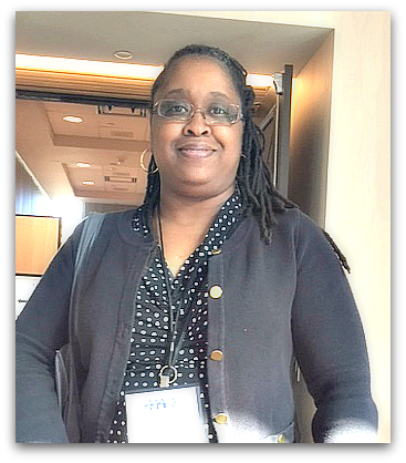 Nichelle is a member of the Beta Lambda Zeta chapter at the UAB - The University of Alabama at Birmingham showing her #ASLPride at the AAACE  Conference  #ContinuingEd #LifelongLearning