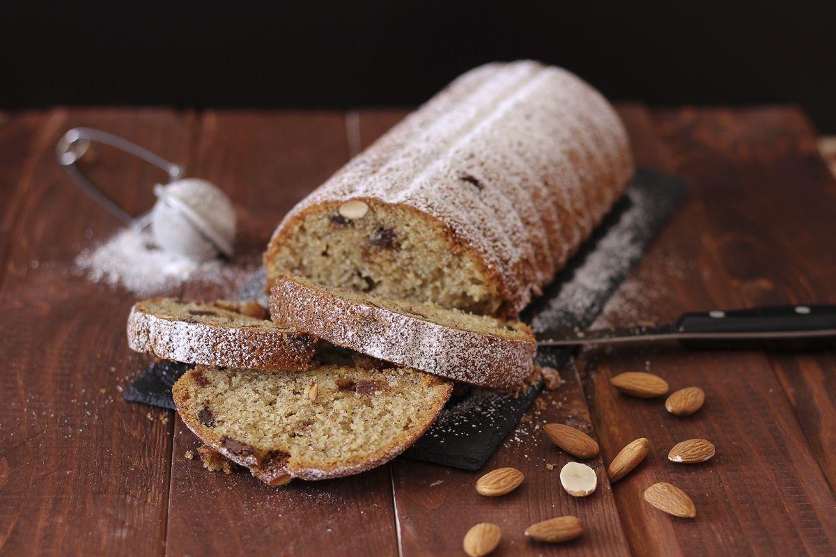 Cake con gocce ai 3 cioccolati – Monicas Kitchen – La cucina di una casa senza glutine
