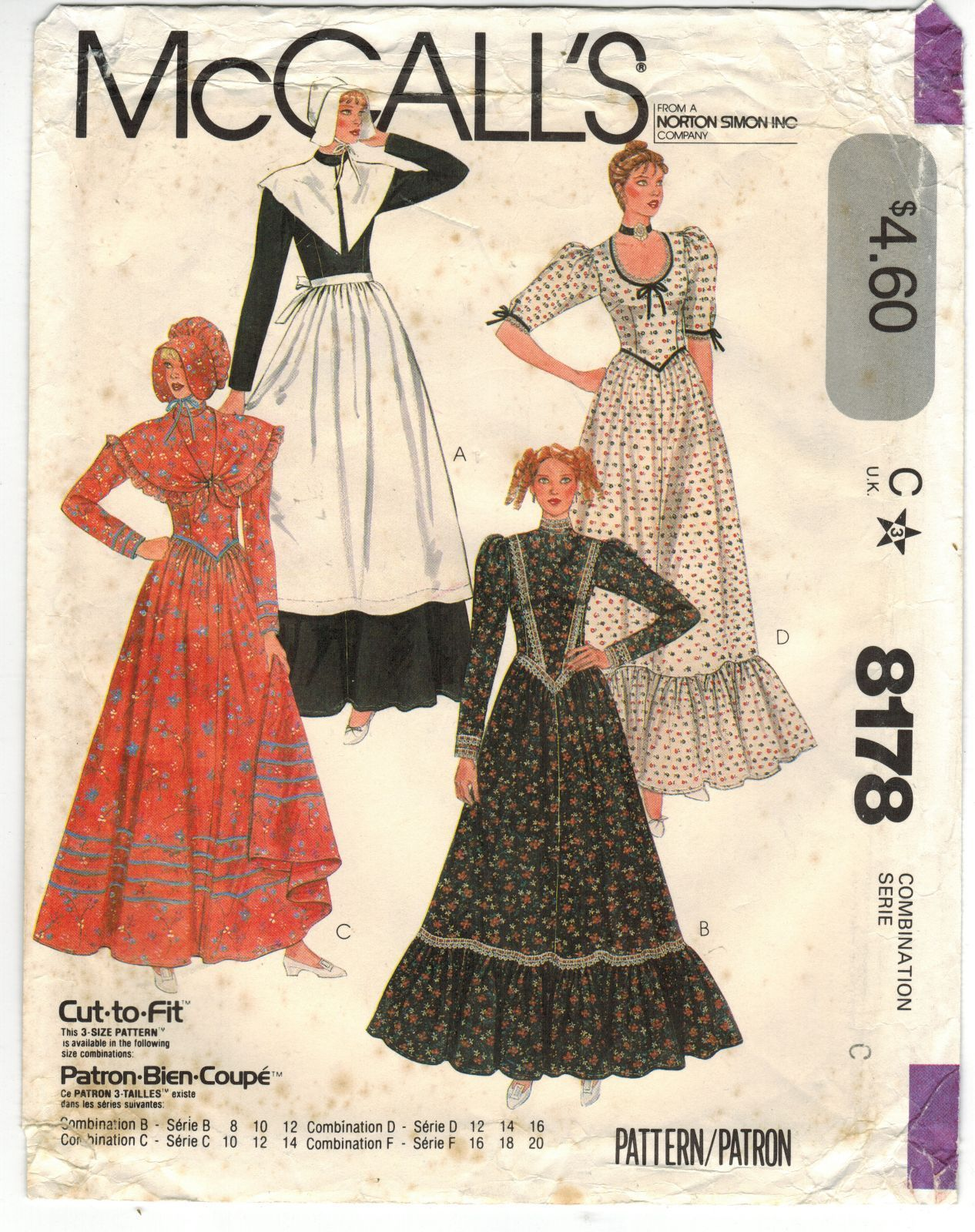 Clothing Styles Dress Patterns Sewing New Look Period House