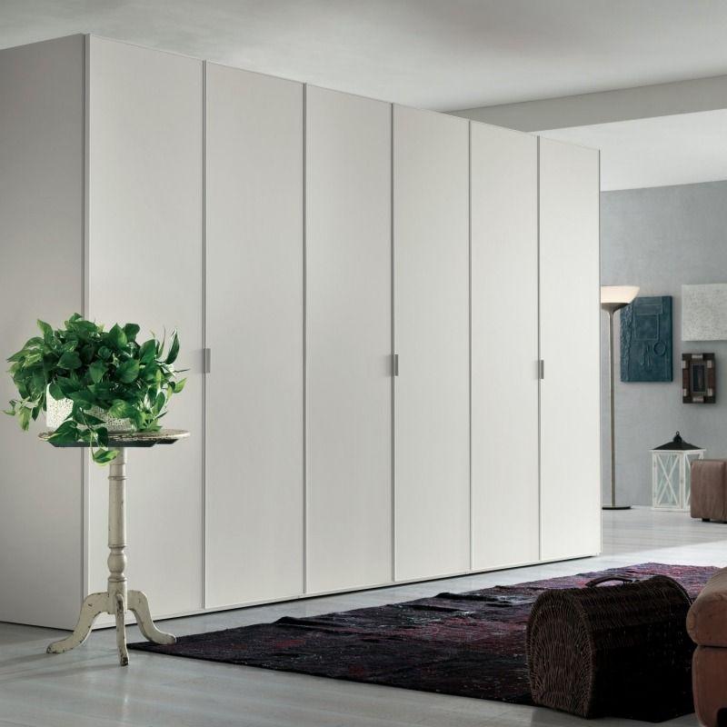 Weiser Kleiderschrank Im Schlafzimmer 25 Moderne Designs. die ...