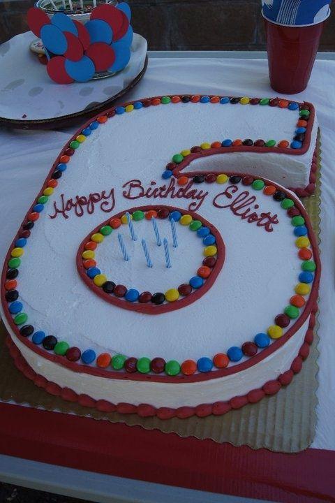 Sixth Birthday Party Ideas