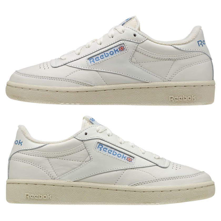 Reebok Shoes Women's Club C 85 Vintage in ChalkPaperwhite