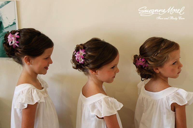 Children S Wedding Hair By Suzanne Morel Wedding Kids Children