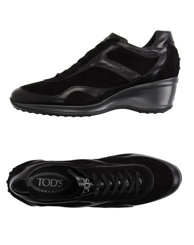 TOD'S Sneakers. #tods #shoes #sneakers