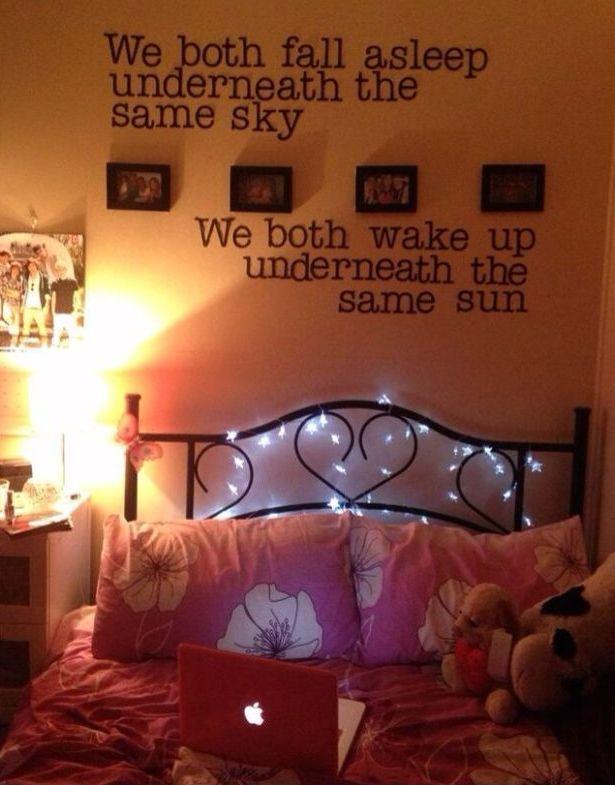Superior Beautiful DIY Room Decorations