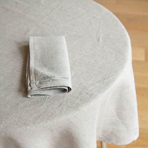 Exceptional Natural Linen