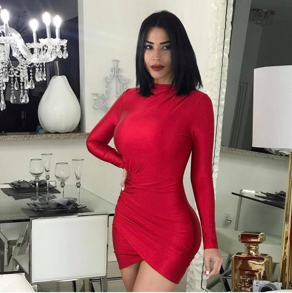 Pin On Red Dress