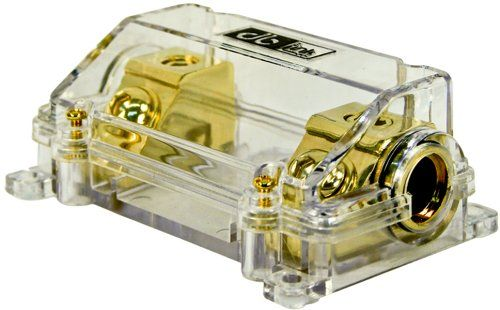 Db Link Anlfh01 0 Gauge Anl Fuse Holder Db Link Http Www Amazon Com Dp B0002nrika Ref Cm Heat Resistant Plastic Electrical Stores Electrical Wire Connectors