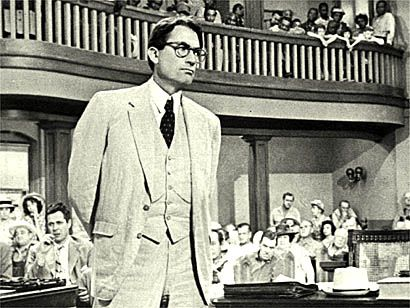 """""""You never really understand a person until you consider things from his point of view - until you climb into his skin and walk around in it.""""  - spoken by Atticus Finch, To Kill a Mockingbird"""