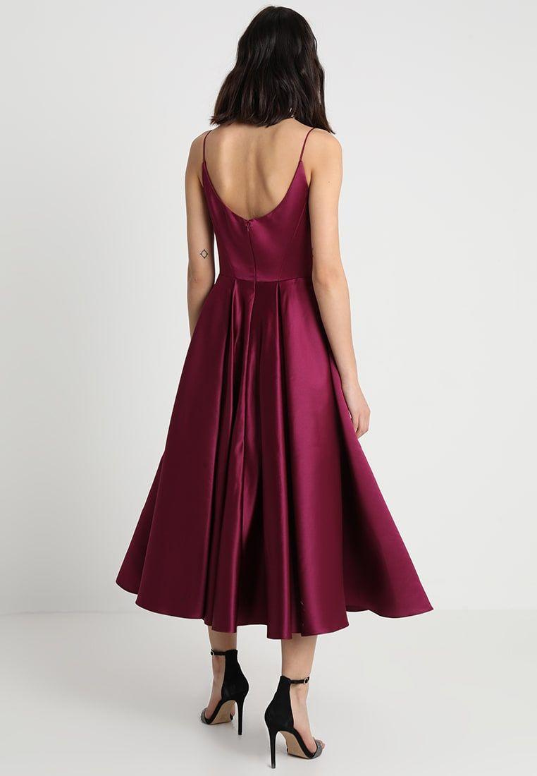 Kanten jurk zalando