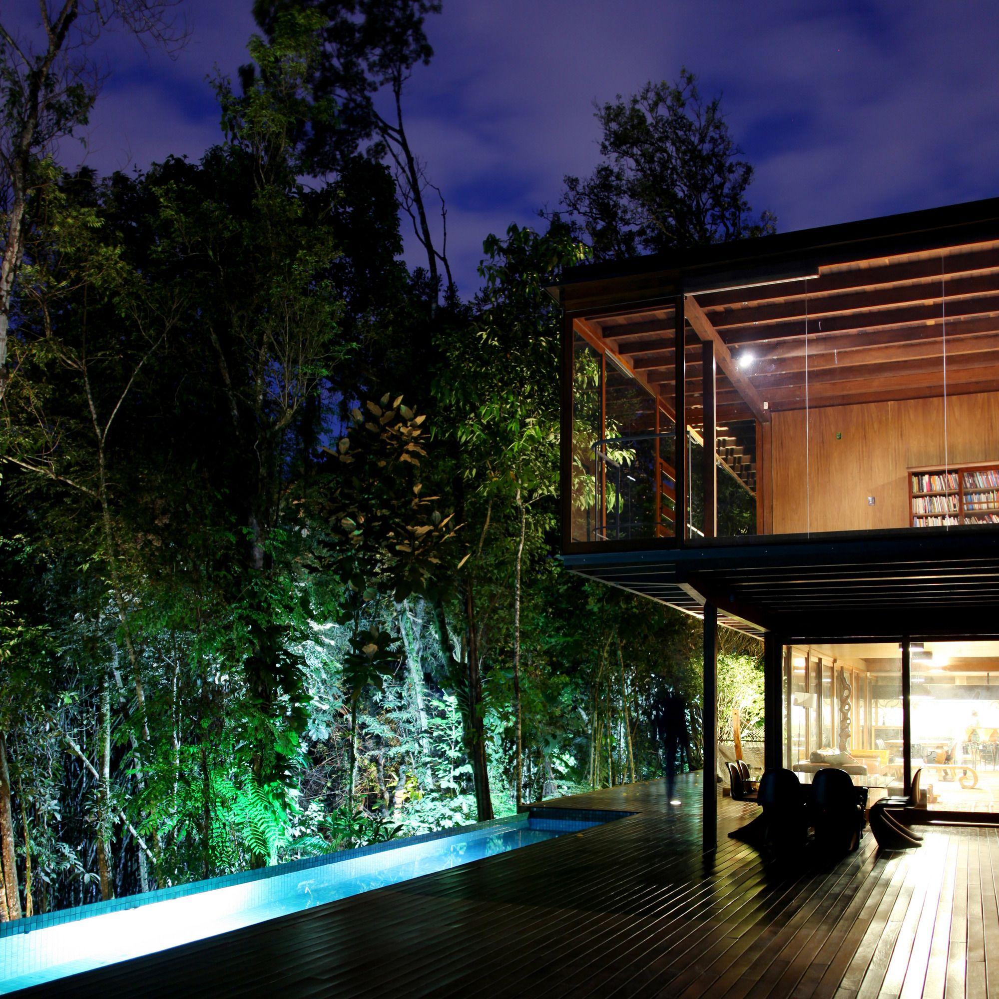 Galería - Casa en Joinville / UNA Arquitetos - 51