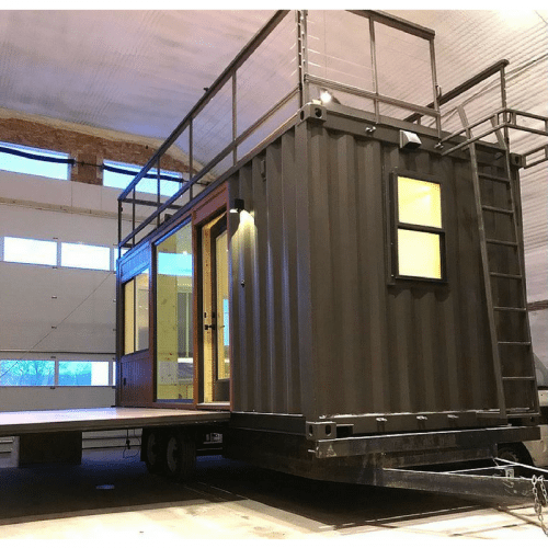 Vista C Tiny Container Home Tiny House Builders Tiny