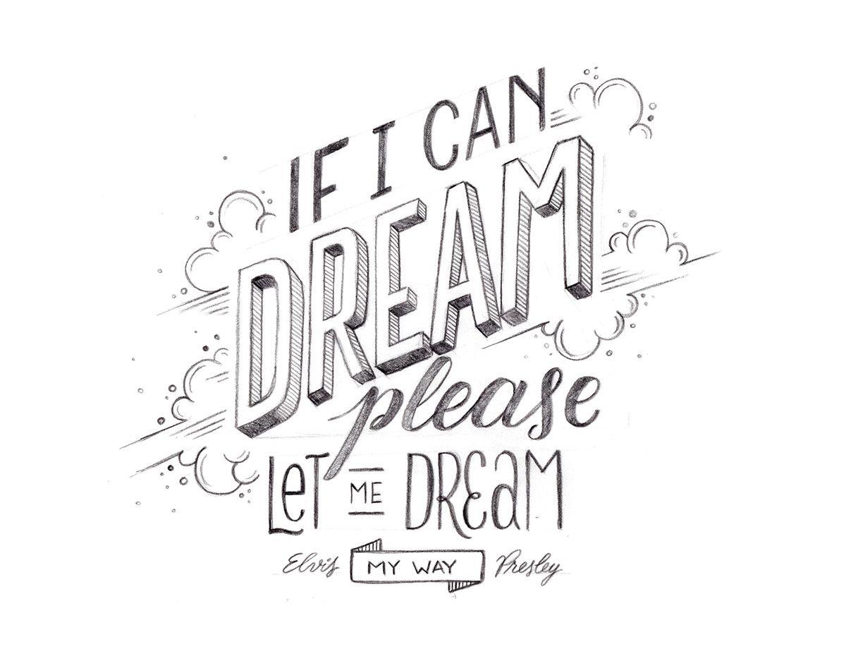 DREAM - Elvis Presley on Behance