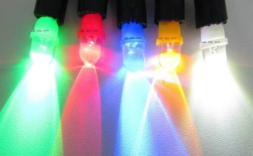 Lâmpada De Led Pingo, Pingão, Ultra Brilho para Farol, Farolete e Paineis. Para saber mais entre no site.
