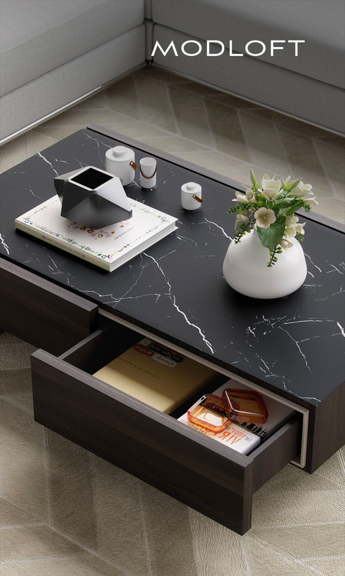 Fletcher coffee table in 2020 coffee table table