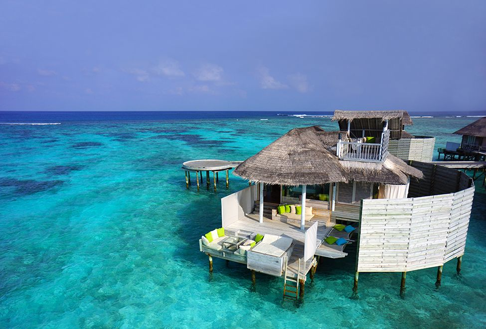 Six Senses Laamu, A Paradise Resort In The Maldives Ideas